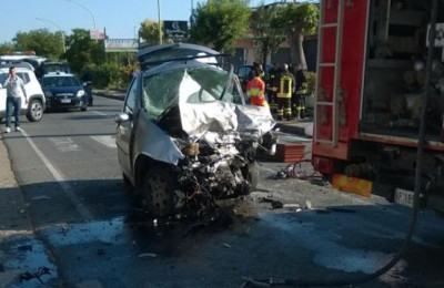 Incidente Sant Andrea 106