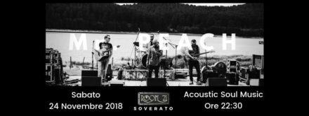 Mr. Peach Acoustic Soul @ Room 21 Speakeasy | Soverato | Calabria | Italia