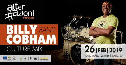 Billy Cobham Band @ Teatro Morelli